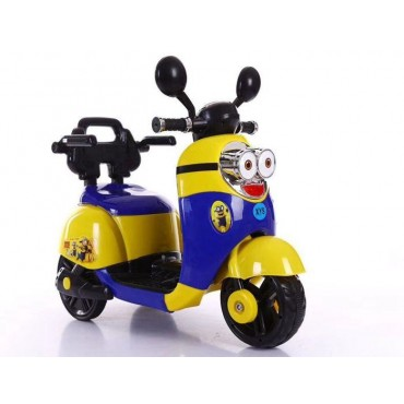 PATOYS - Kids Minions Scooter Age 2-4