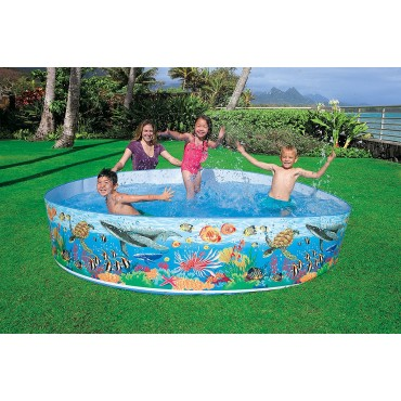 Kid2Kid-8 Feet Big Size Without Air Water Pool-58472