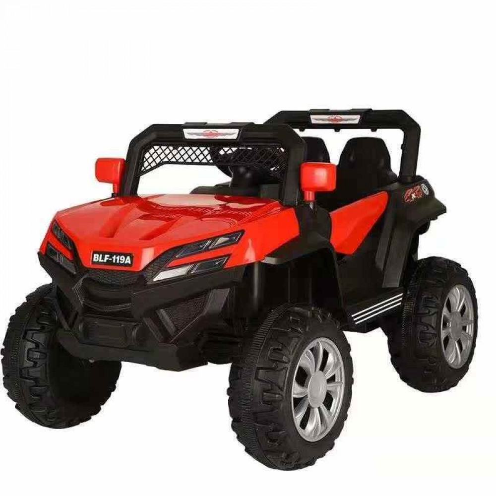 PATOYS Ride on 2M2B  jeep 119A for kids