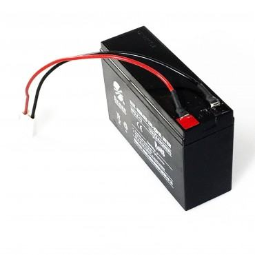 PATOYS 12 Volt 5.5Ah Battery Replacement for Original BMW Kids Ride on Bikes