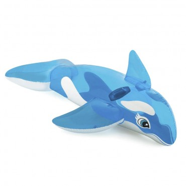 Lil Whale Ride On, Multi Color - 58523