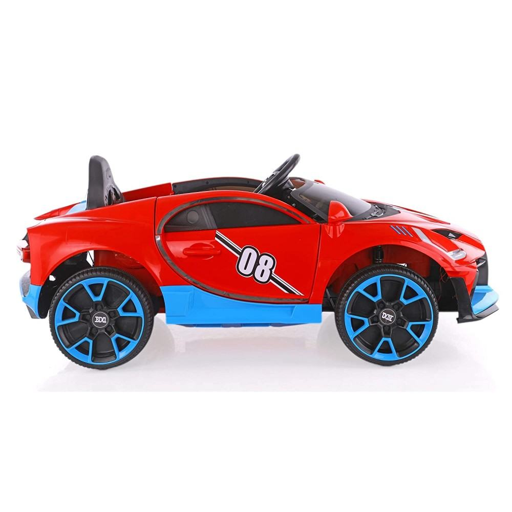 Bugatti Sports 08 Rechargeable Battery Operated Ride-On Car for Kids (2 to 6YRS)