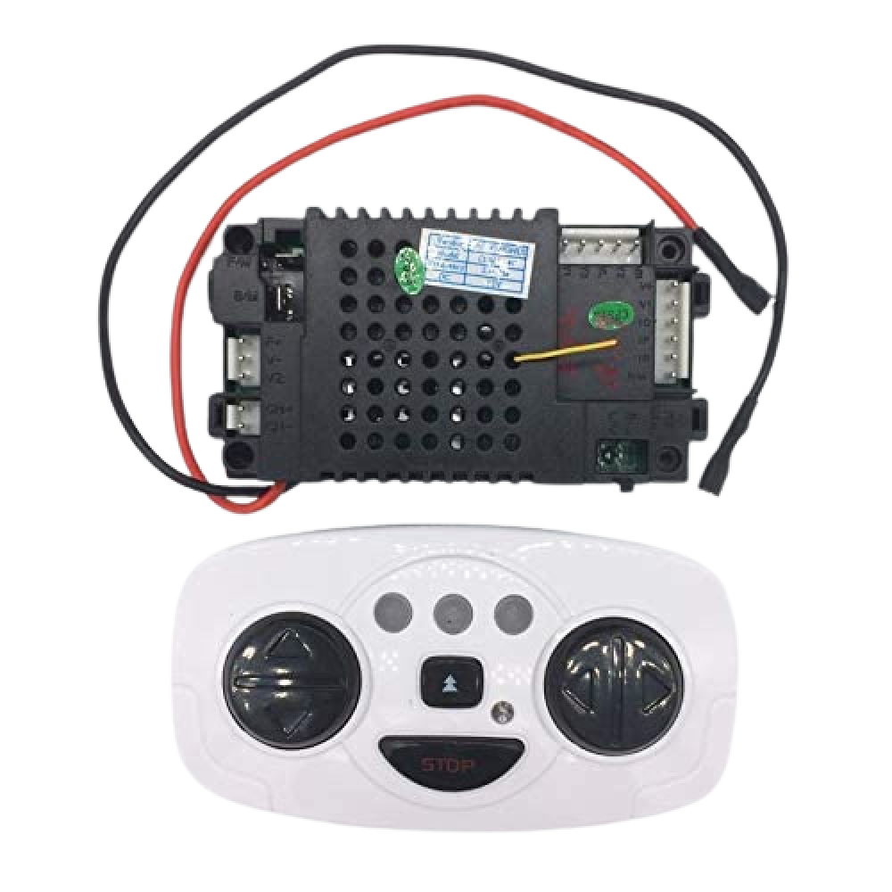 CLB084-4D 2.4G Remote Control and Receiver circuit CLB Transmitter for Baby Electric car in 12V Set