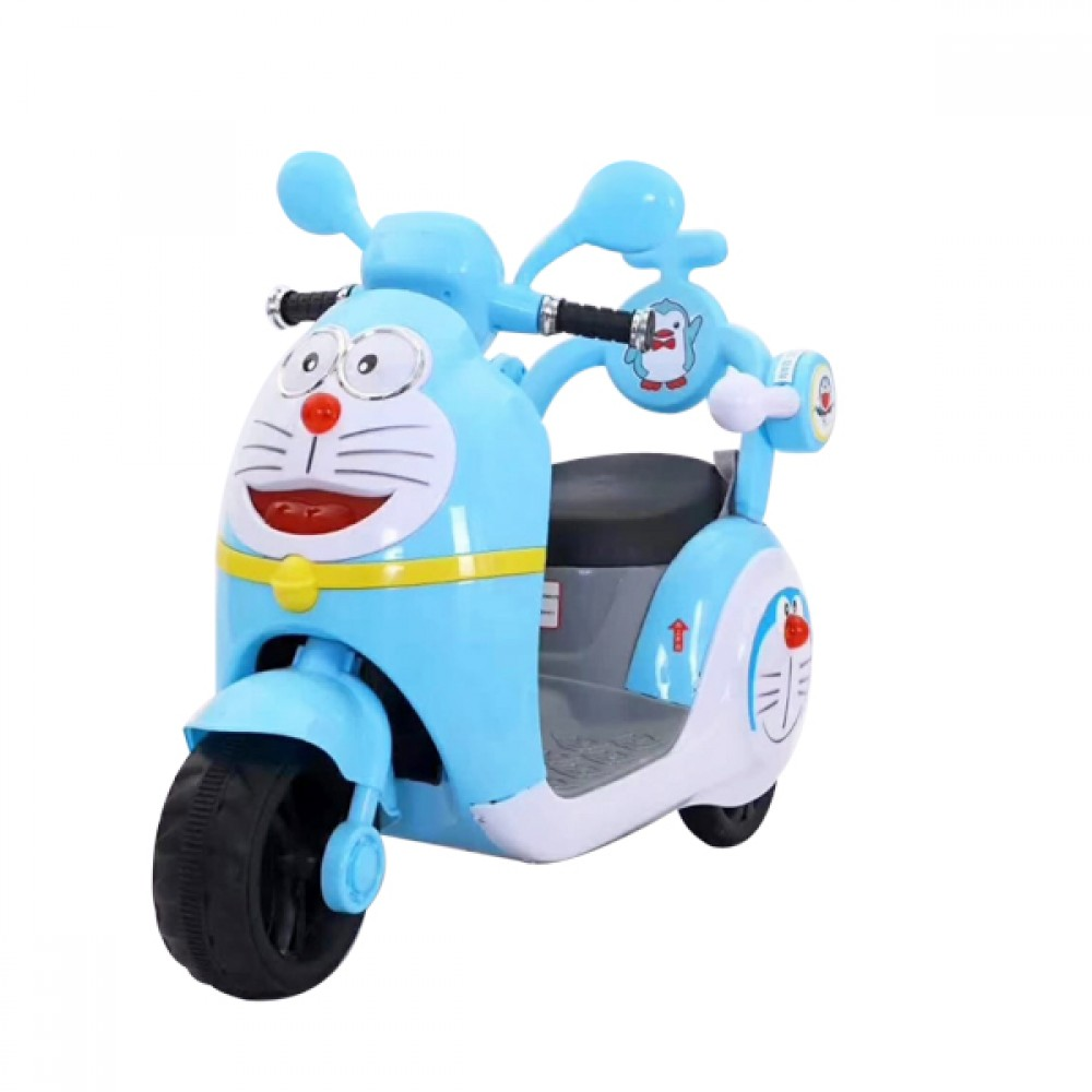 PATOYS 6v Battery operated ride on 3 wheel scooter 1-3 years
