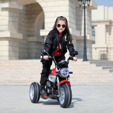 Ride on Bike, Suitable for Kids Upto 2 to 7 Years old