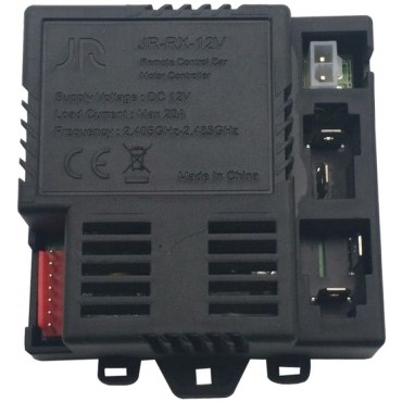 PATOYS JR-RX-12V Receiver Match 2.4G Bluetooth Remote Control Accessories , Control Box Motherboard Kids Ride On Car