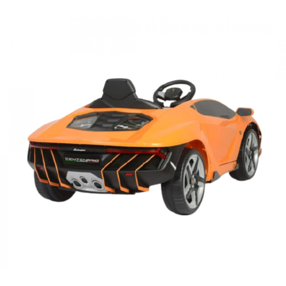 PATOYS Lamborghini Centenario Licensed Model 12V Battery Operated Ride On Car For Kids