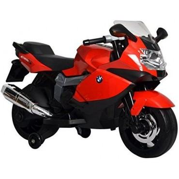 PATOYS Licensed 3 Speed BMW K1300S Baby Ride On Bike