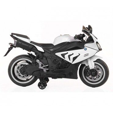 Kids BMW S1000RR Super Bike Rechargeable Battery Operated Ride On Bike For Kids, Hand Accelerator(3 To 7 Years)