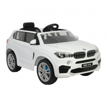 PATOYS Officially Licensed BMW X5M Battery Operated SUV 12v Ride On Car upto 7 years kids