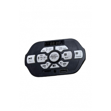 Central panel CP-03 for Multi-functional player child riding electric car controller 12V