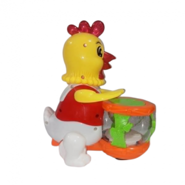 PATOYS Drumer ChIck universal musical toy for kids