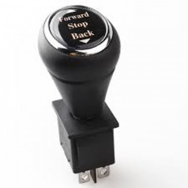 Children's Electric Powered Cars Forward Stop Backward Shift with knob Switch Accessories