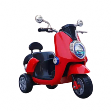 Baby Scooter Battery Operated Ride on hk666 with Music and Light 2-4 years