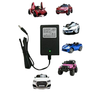 PATOYS 12V Charger for Kids Ride On Toys