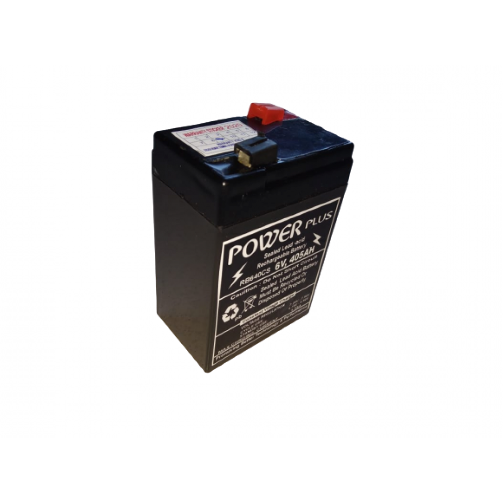 Rechargeable Battery 6V 4.5Ah for ride on bike ride on car ride on jeep