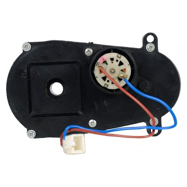 Steering Gearbox with Motor, RS390 12v Motor for Kids Powered Ride On Cars