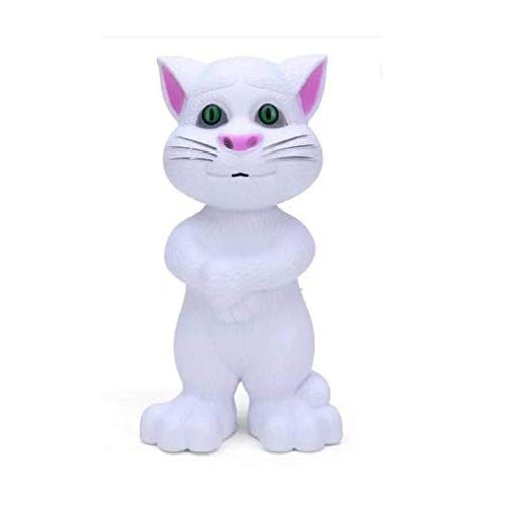 Talking Tom Cat With Stories And Songs, Touch Functions Toy For Kids - Multi Color