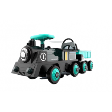 PATOYS small electric train Engine set for kids ride on car toys up to 5 years