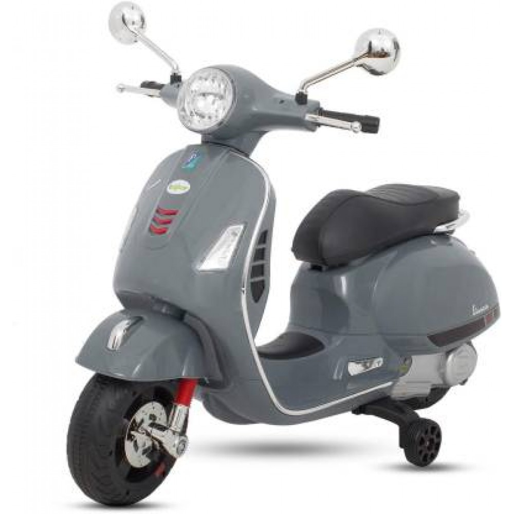 PATOYS Painted Rechargeable Battery Operated 12v Ride-on Scooter for Kids (3 to 7 Years)