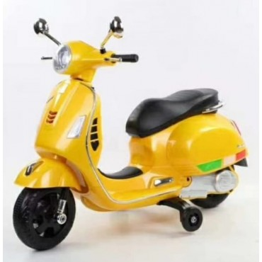 PATOYS Rechargeable Battery Operated Ride-on Scooter for Kids (3 to 7 Years)